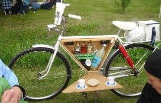 Även den lugna veckan kräver en bra cykel!