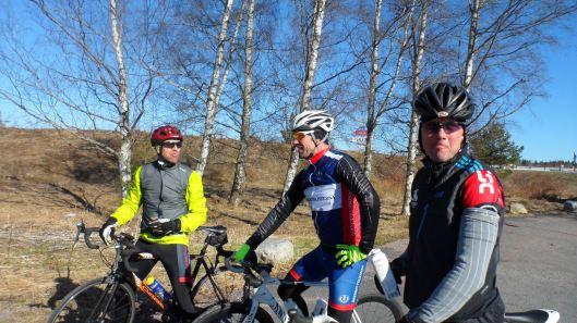 Leif, Per och Robban
