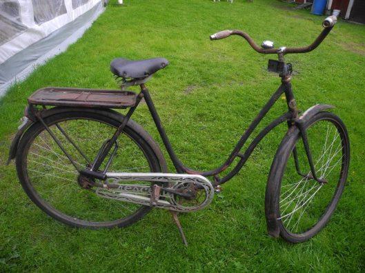Köpte en ny cykel nu i kväll. Nåt för Vätternrundan kanske?