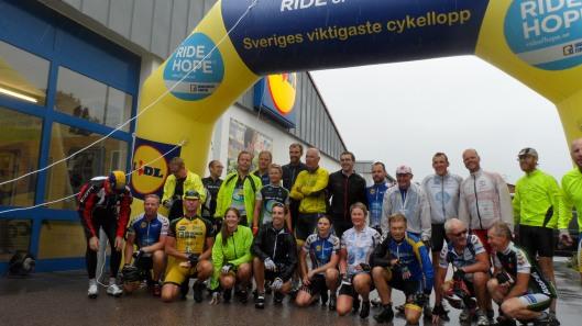 Blöta hjältar i Katrineholm