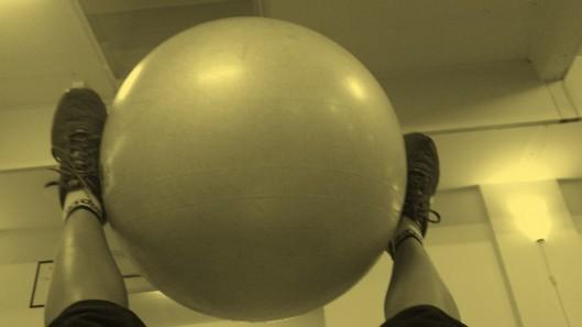 Min vän bollen