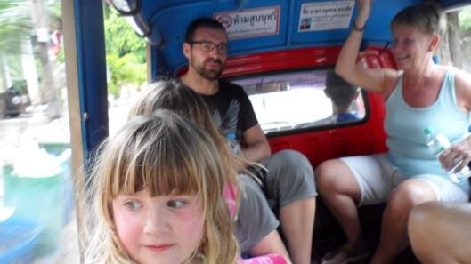 Tuktuk var favoritfordonet