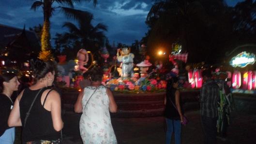 På Phuket Fantasea Themepark