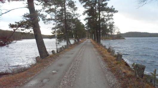 Fina cykelvägar och knappt någon trafik