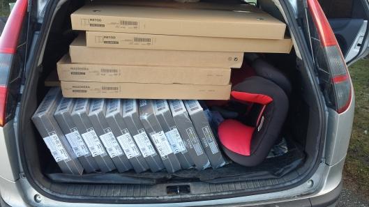 Ikea och Bauhaus har tagit en del tid - och ändå är det här bara början...